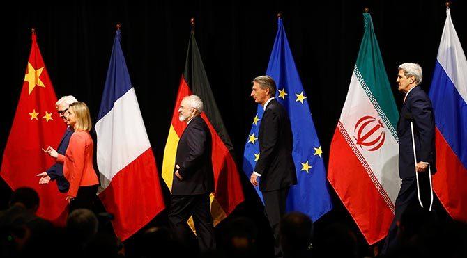 İran'la nükleer anlaşmaya dünyanın bakışı