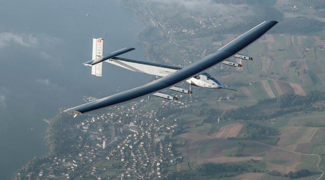 Solar Impulse 2 dünya turuna ara verdi
