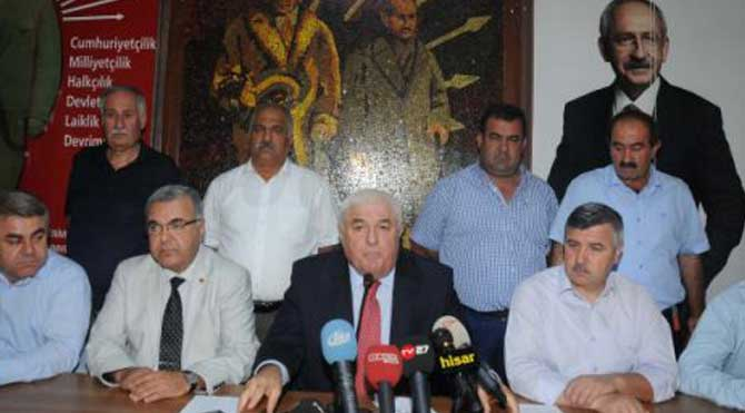 CHP Gaziantep'e atama