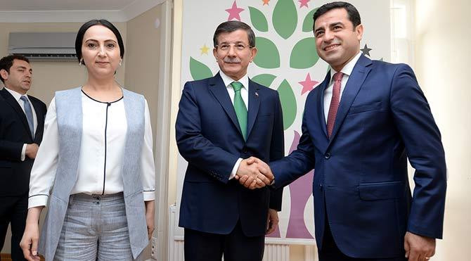 AKP-HDP görüşmesi gerçekleşti