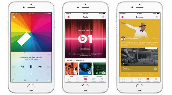 Apple'dan iOS 8.4.1 Beta güncellemesi