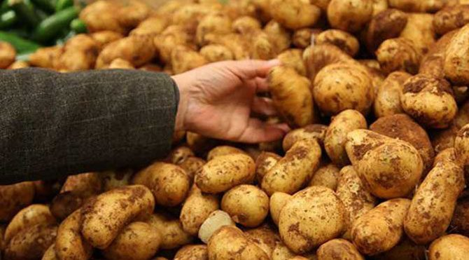 Akciğerinizin dostu patates