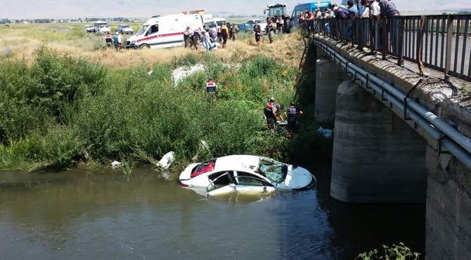 Erzurum'da facia: 6 ölü