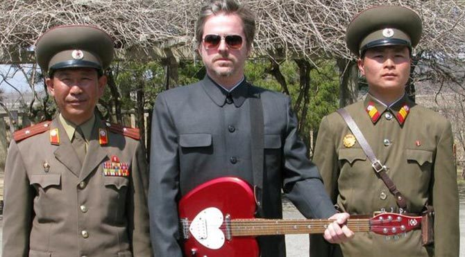 Kuzey Kore'de konser veren ilk yabancı grup