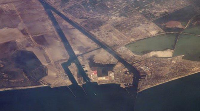 Mısır'dan Türkiye'ye Süveyş Kanalı açılışına davet
