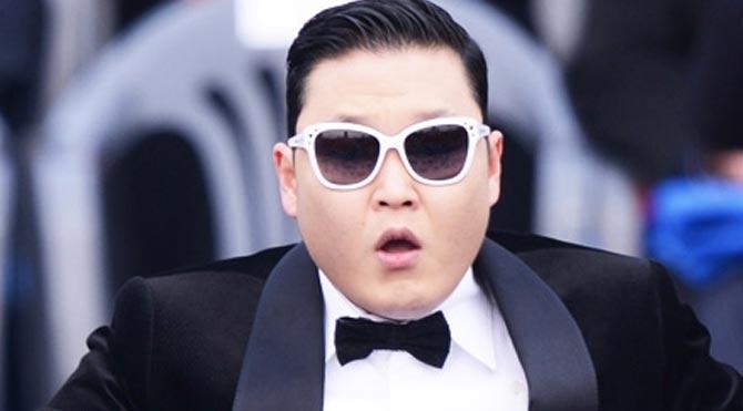 Gangnam Style trafik kazası geçirdi!