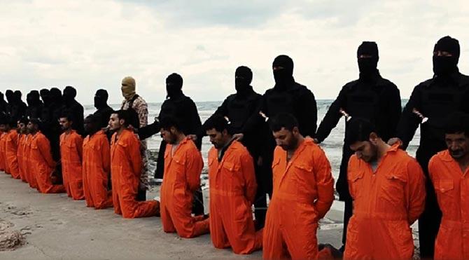 IŞİD'in görüş ayrılığı