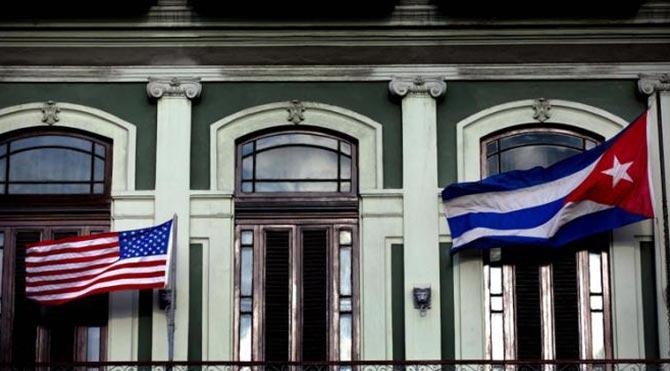 Washington'da Küba Büyükelçiliği açılıyor