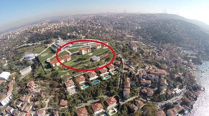 Tayyip'in ikinci sarayına da milyonlar akıyor