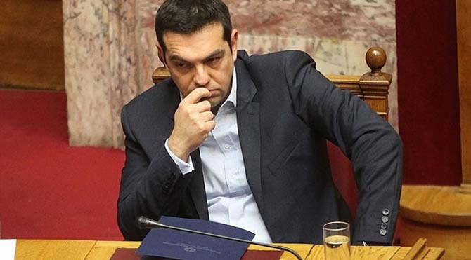 Yunanistan'da 'hayır' operasyonu