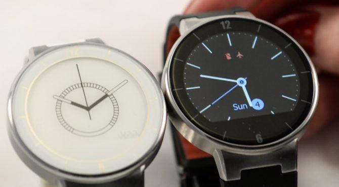 Alcatel'den akıllı saat 'OneTouch Watch' geliyor