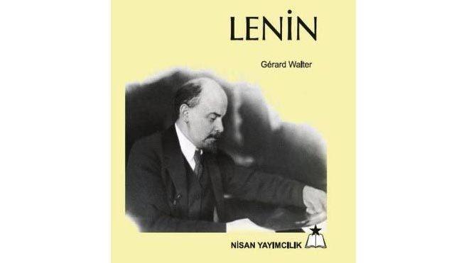 Walter'ın Lenin Kitabı artık Türkçe