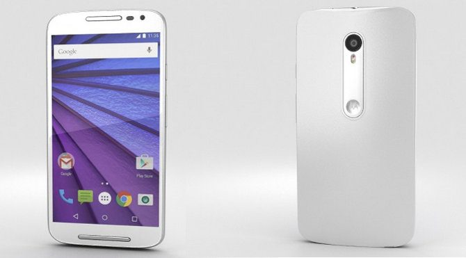 Motorola Moto G'ye 2015 güncellemesi