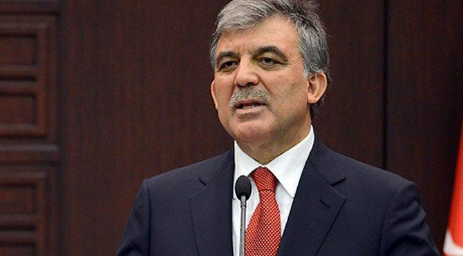 Abdullah Gül'den olay Suruç yorumu