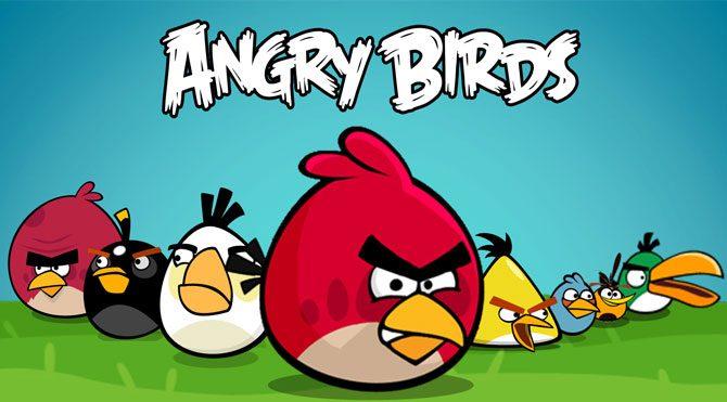 Angry Birds hayranlarına müjde