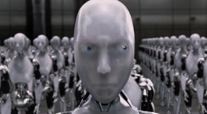 Öz-farkındalık testini geçen ilk robot