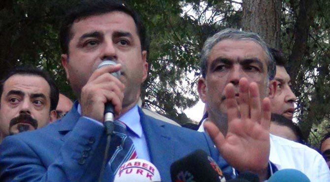 Demirtaş'tan flaş Suruç açıklaması!