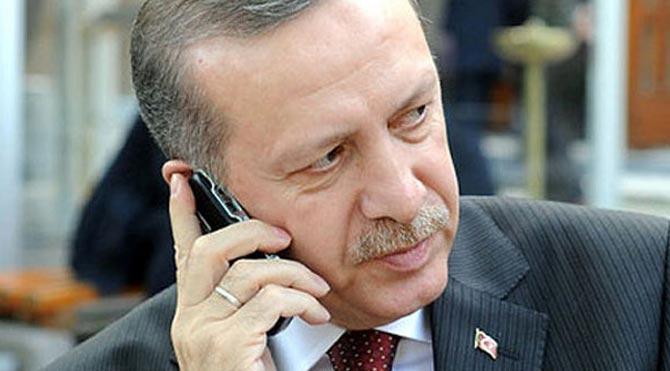 Hollande'dan Erdoğan'a taziye telefonu!