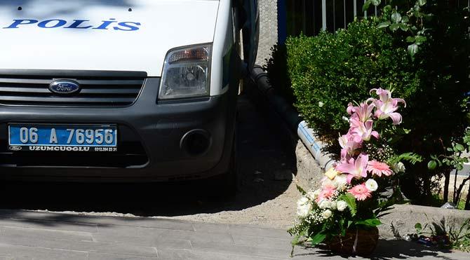 HDP'ye şüpheli çiçek
