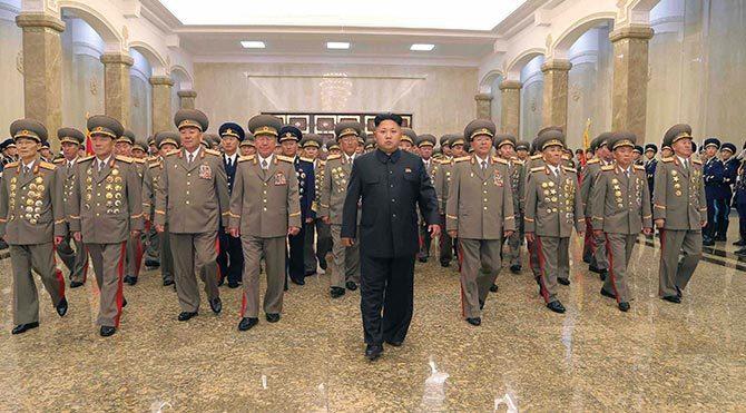 Kuzey Kore: 'Nükleer konusu çocuk oyunu değil'