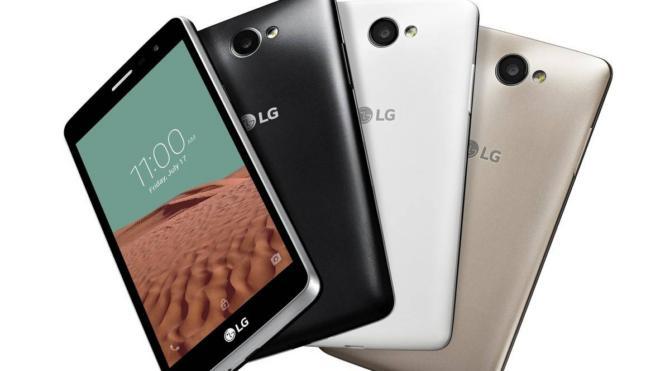 LG'den uygun fiyatlı akıllı telefon: 5 MP selfie kameralı LG Bello II