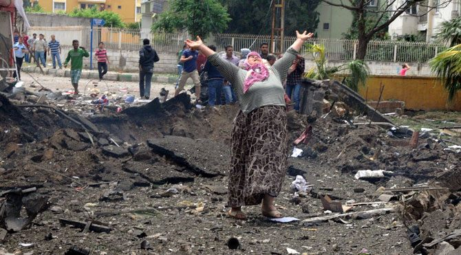 Türkiye'deki IŞİD saldırılarının bilançosu