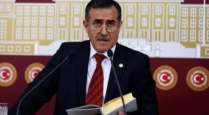 'Parti Meclisi'nden çekil' denilen CHP'li Özkes, istifa etti!..