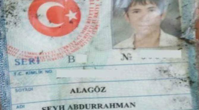 Suruç bombacısının Şeyh Abdurrahman Alagöz olduğu kesinleşti