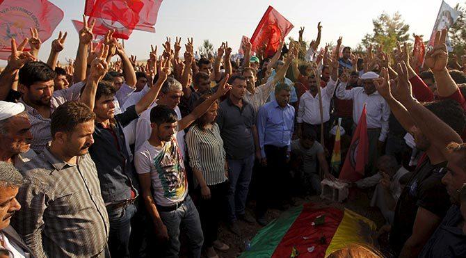"""Times: """"Suruç saldırısı Erdoğan'a uyarı olmalı"""""""