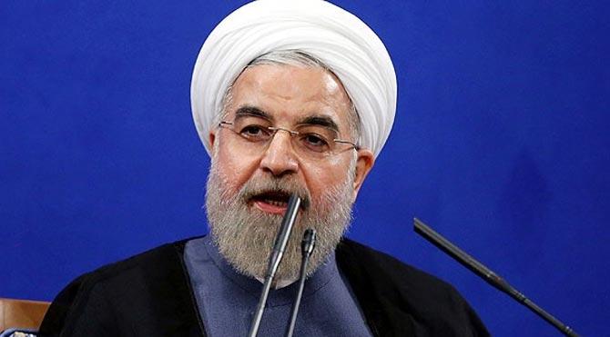 Hollande ve Ruhani arasında sürpriz görüşme