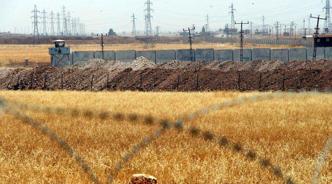 Sınıra IŞİD hendeği!