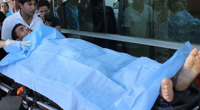 Kayseri'de çatışma: 4 yaralı