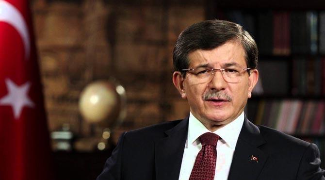 Davutoğlu'ndan flaş terör açıklaması!