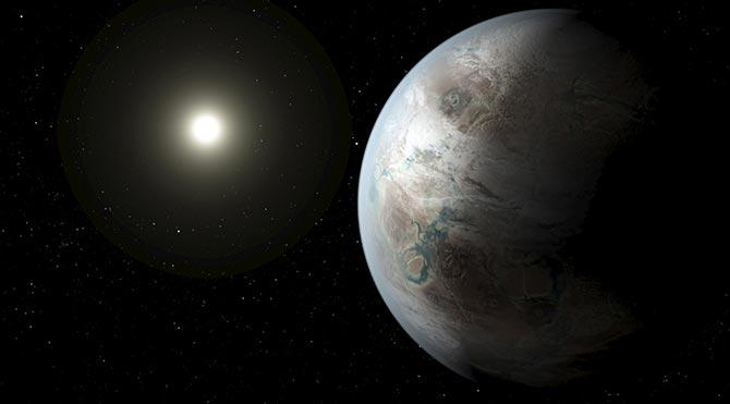 NASA, yeni dünya Kepler-452b'yi keşfetti