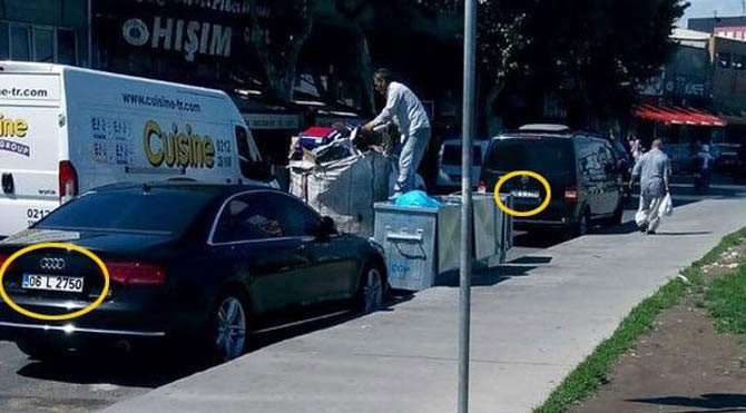 İstanbul'daki gizemli araçların sırrı çözüldü!