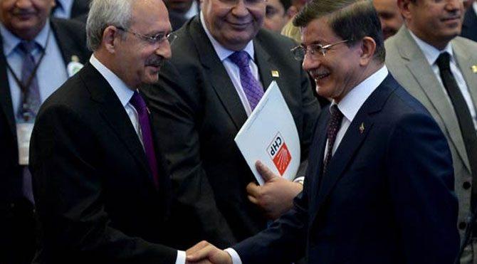 Türkiye CHP-AKP görüşmesine kilitlendi