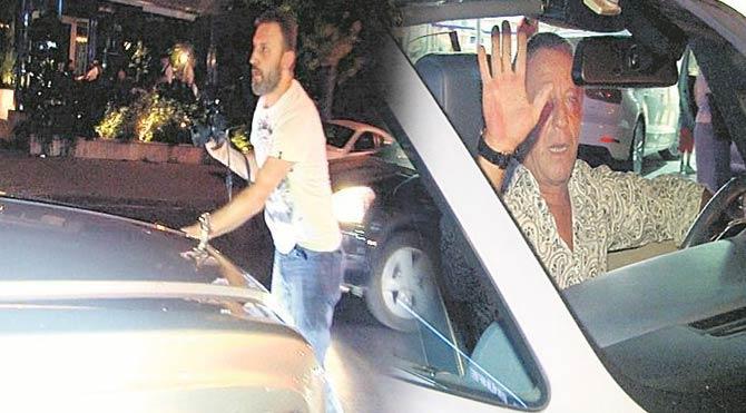 Ali Ağaoğlu panikleyince ezdi