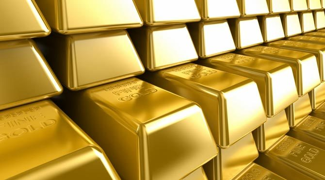 Altın fiyatları çakıldı