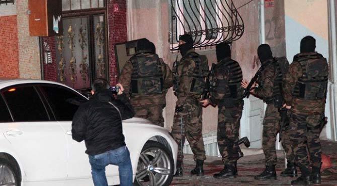 Bir operasyon da Bursa'da