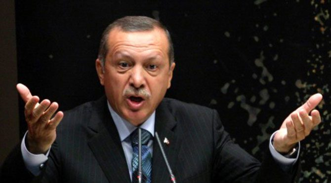 Erdoğan, Sarraf ve 3 bakana suç duyurusu