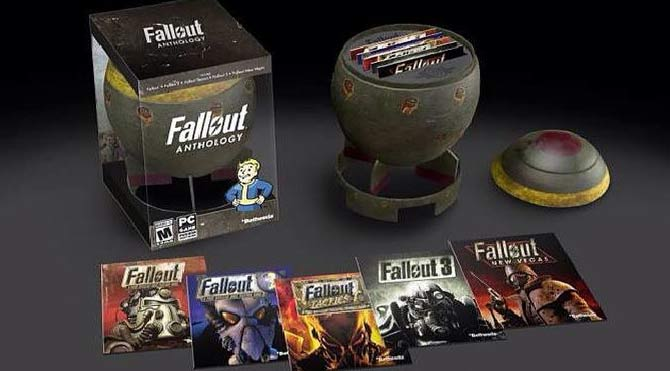 Fallout Anthology geliyor