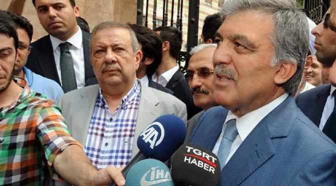 Abdullah Gül'den koalisyon mesajı