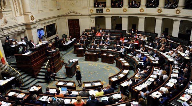 Belçika'da Ermeni tasarısı kabul edildi