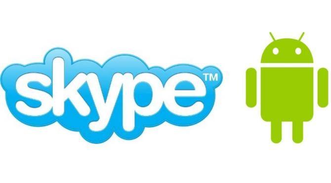Skype'ın Android uygulaması güncellendi