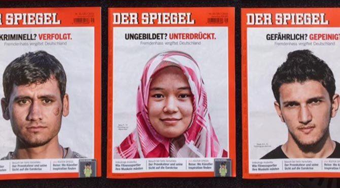 'Yabancı düşmanlığı Almanya'yı zehirliyor'