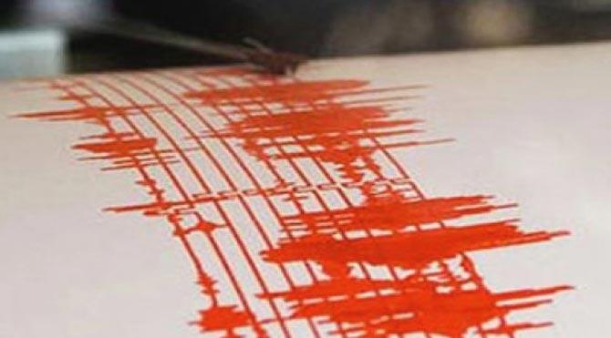 Muğla'da 4.0 büyüklüğünde deprem meydana geldi