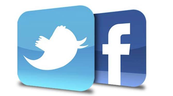 Twitter, Facebook yavaşladı