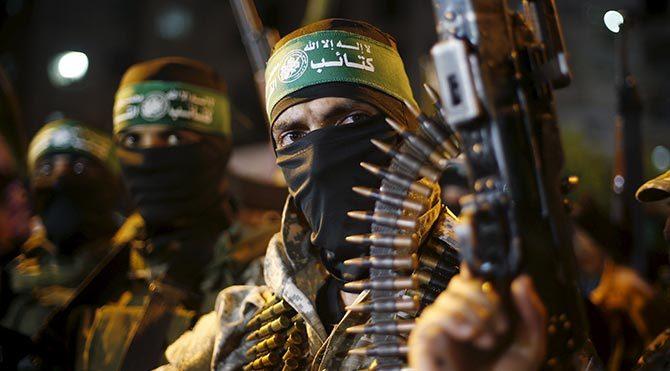 Hamas'ın 25 bin kişilik yaz kampı