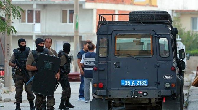Teröre büyük vurgun: 851 gözaltı!