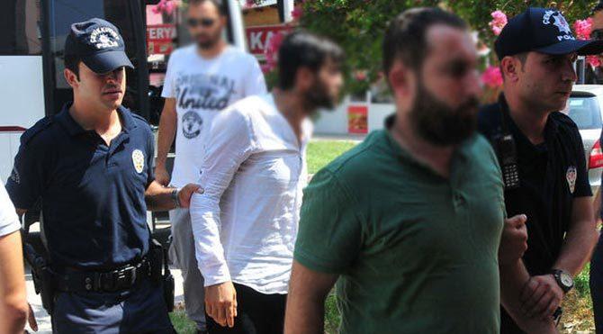 IŞİD bombacısı yakalandı